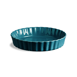 Tartaletera honda redonda azul