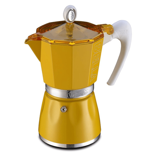 Cafetera Italiana 9 tazas Bella
