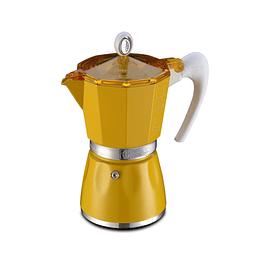 Cafetera Italiana 6 tazas Bella