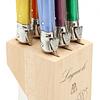 Set Cuchillos Steck 6 piezas color mix