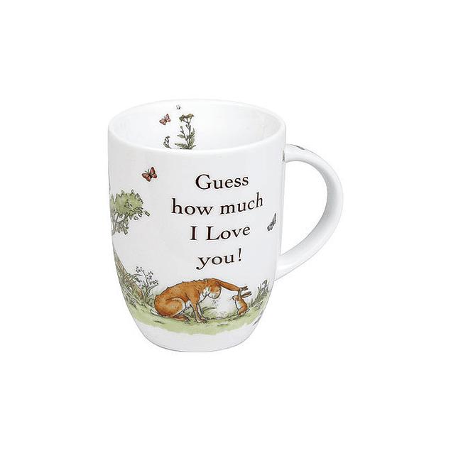 Set 2 mugs caja de regalo Conejo