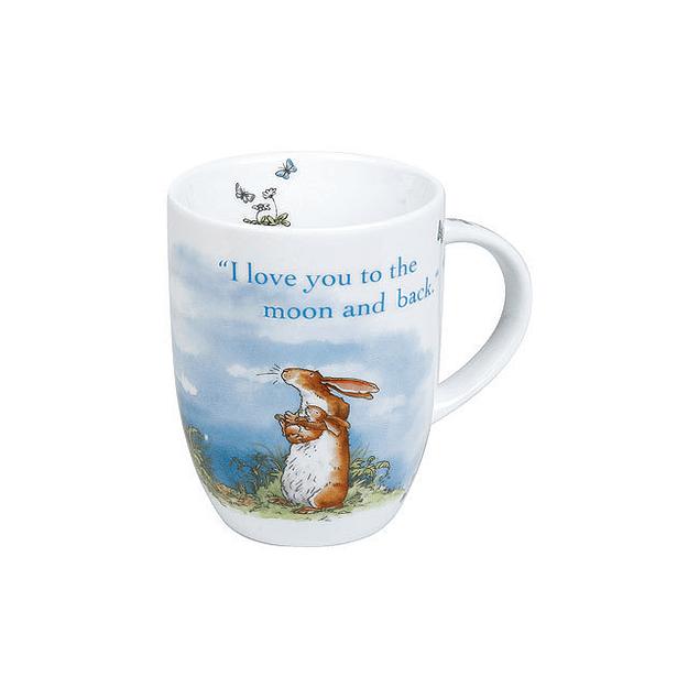 Set 2 Mugs Conejo Caja de regalo