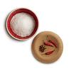 Envase de Sal Rojo