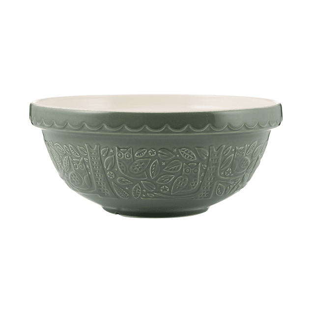 Mixing Bowl 26 CM In The Forest Green