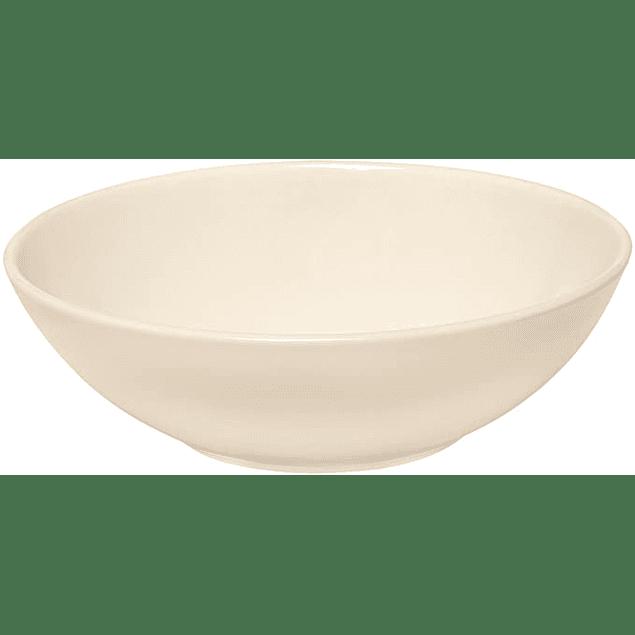 Ensaladera Grande Crema 28 cms