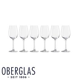 Set de 6 copas de Vino Blanco 391ml en caja de regalo