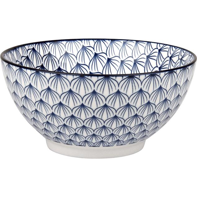Set de 4 bowls MY COLOUR IS BLUE en caja de regalo