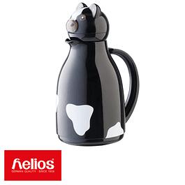 Jarra de agua diseño Vaca color negro 1 ltr.