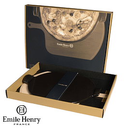 SET REGALO PARA PIZZA EMILE HENRY