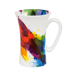 Mega Mug One Colour Flow