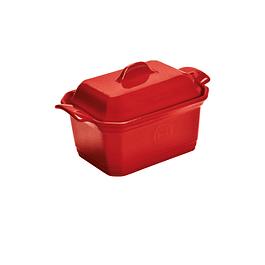 Terrine color rojo