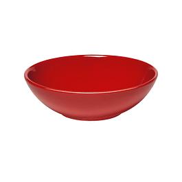 Ensaladera pequeña roja 22 cm
