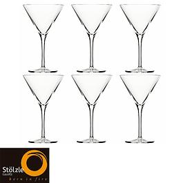 Set de 6 copas de Martini Professional