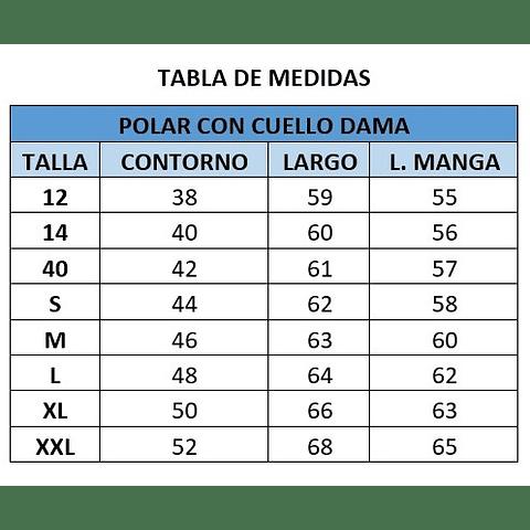 POLAR DE DAMA CC. SAN PEDRO
