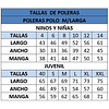 POLERA MANGA LARGA CC. SAN PEDRO