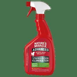 Eliminador manchas y olores limón Natures Miracle