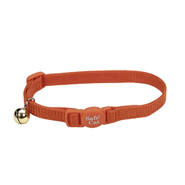 Collar Safe Cat Naranja