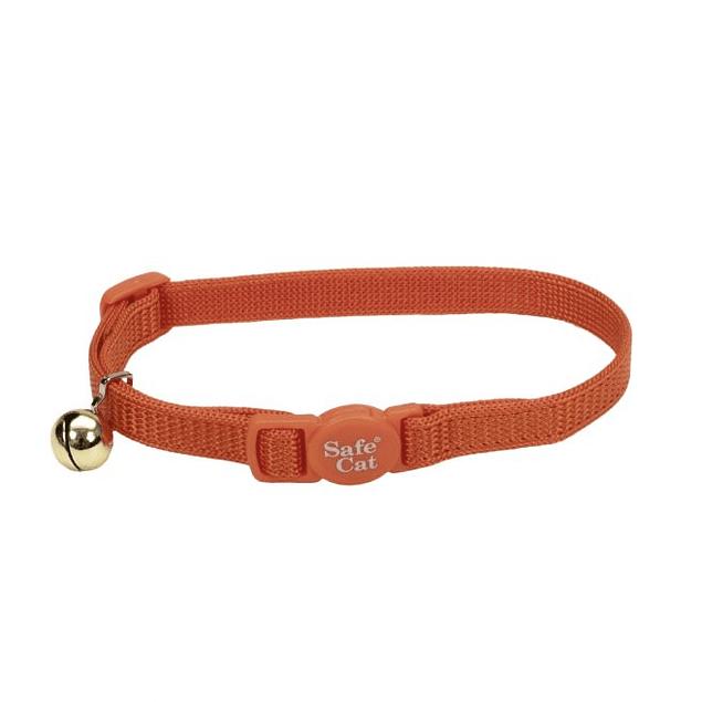 Collar Safe Cat Naranja