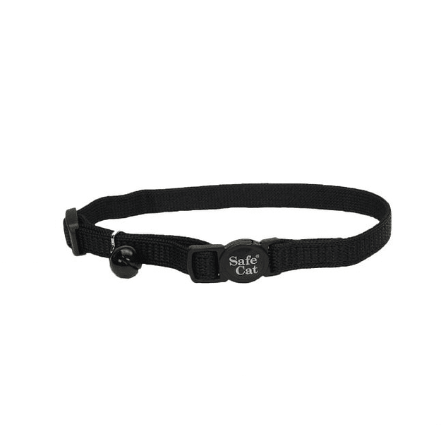 Collar Safe Cat Negro