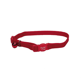 Collar Safe Cat Rojo
