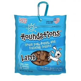 Houndations dog galletas cordero