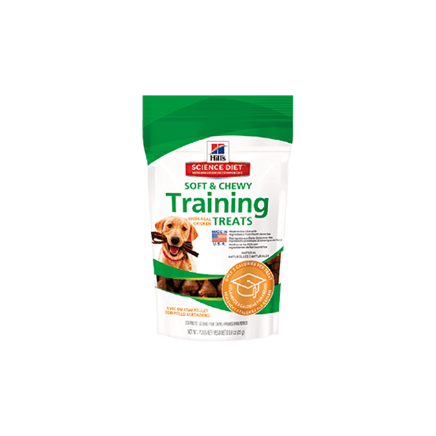 Hills snack dog training treats 3 oz