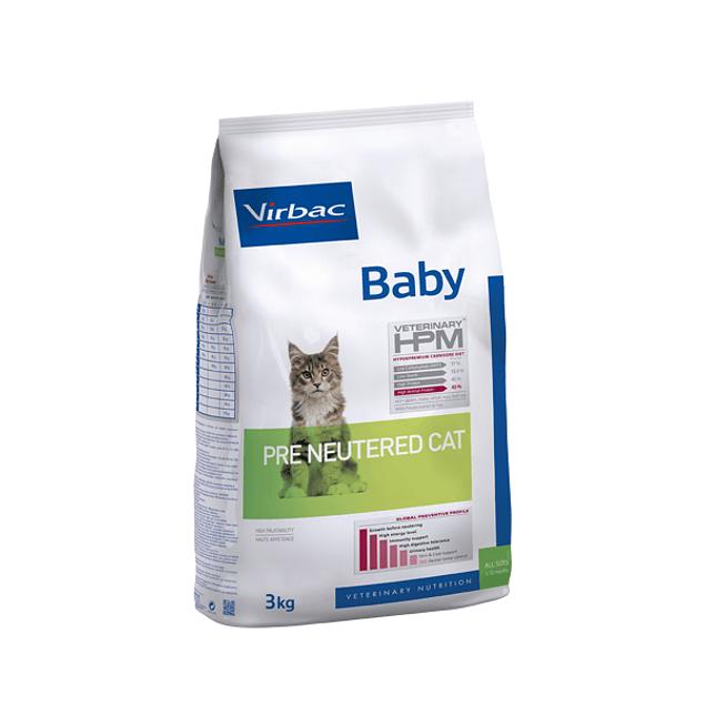 Virbac HPM baby cat