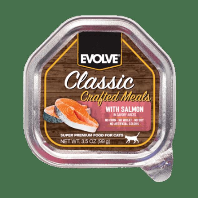 Evolve paté salmón 3.5 oz