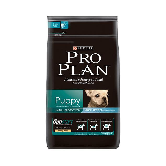 Pro Plan puppy razas pequeñas 3 kg