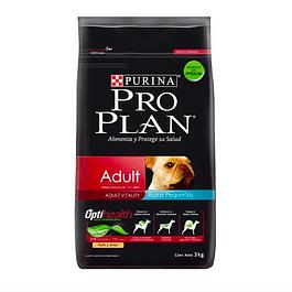 Pro Plan adulto razas pequeñas 3.5 kg