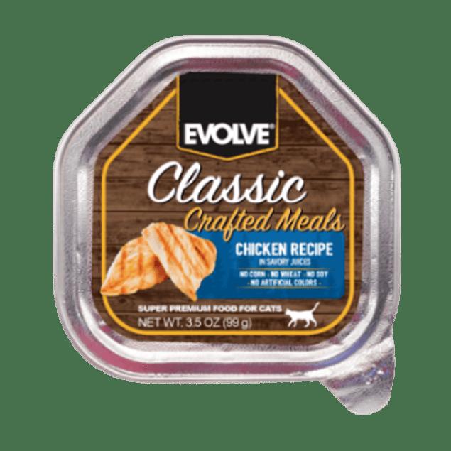 Evolve paté pollo 3.5 oz