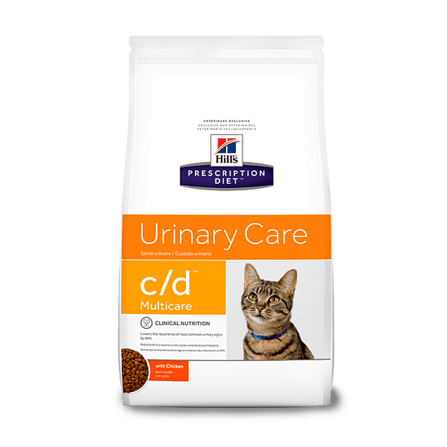 Hills F c/d Urinary care