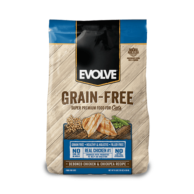 Evolve Cat Grain Free