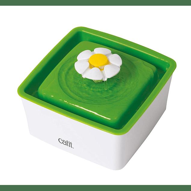 Fuente mini flor Catit 1.5 litros
