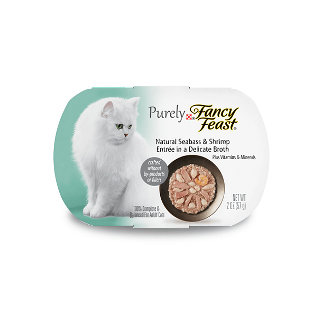 Purely Fancy Feast