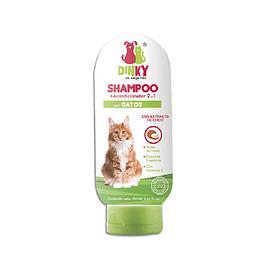 Shampoo gatos Dinky