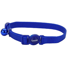 Collar Safe Cat Azul