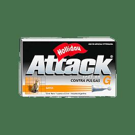 Attack gatos