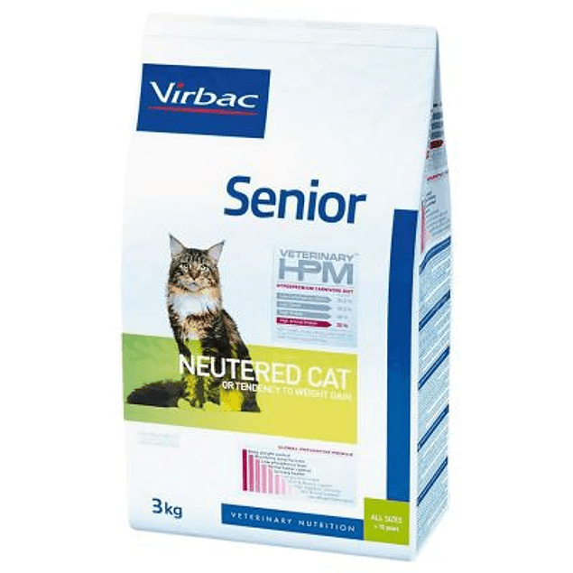 Virbac HPM Senior Neutered Cat