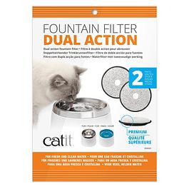 Filtros Dual Action Catit