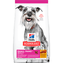 Hills C Adulto 7+ Small Paws