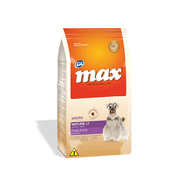 Max C Mature 7+ Performance Pollo