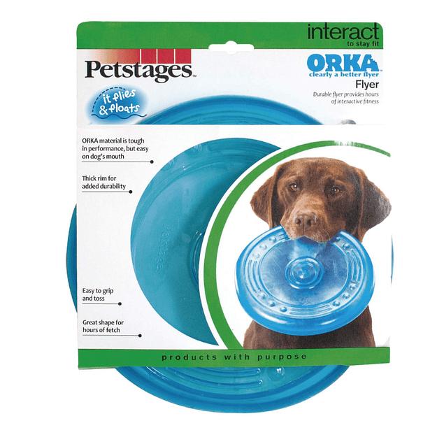 Frisbee Petstages Orka perro