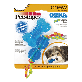 Mini-mordederos Petstages Orka perro
