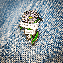 PIN NON-BINARY GANG
