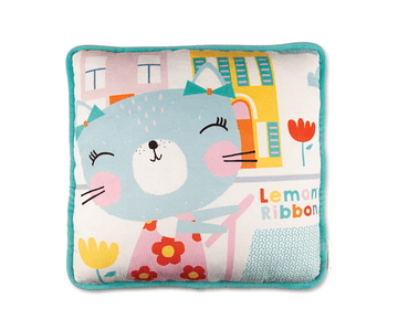 Cat | Square Cushion