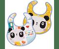 Panda | Bibs