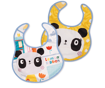 Panda | Baberos