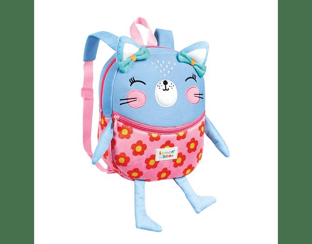 Gata | pequeña mochila