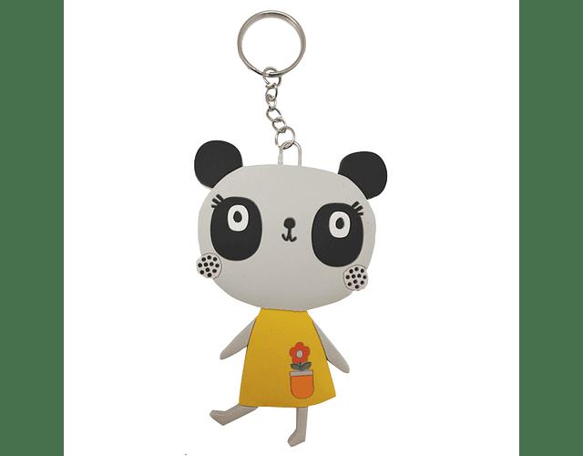 Panda | Llavero